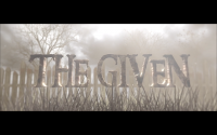 The Given by Jamie Daws (Instant Download)