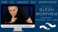 The Glenn Morphew CC Living Room Lecture