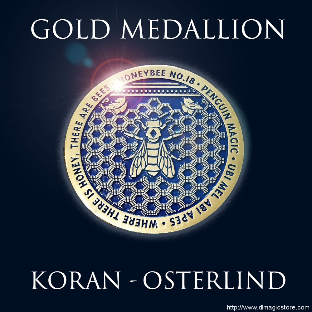 The Gold Medallion by Al Koran presented by Richard Osterlind (Instant Download)