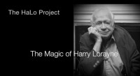 The HaLo Project – The Magic of Harry Lorayne (Volume 1) By Rudy Tinoco
