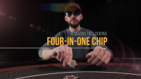 The Hold'Em Chip by Matthew Wright (Gimmick Not Included)