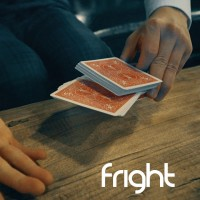 Fright: The Impromptu Haunted Deck by Jeki Yoo (Instant Download)