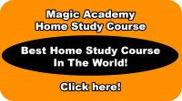 The International Magicians Society's Magic Academy Course of Magic 50 Volumes Set