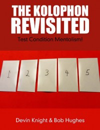 The Kolophon Revisited by Devin Knight & Bob Hughes