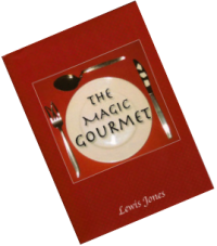 The Magic Gourmet by Lewis Jones