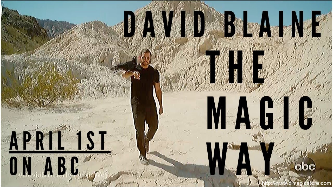 The Magic Way by David Blaine
