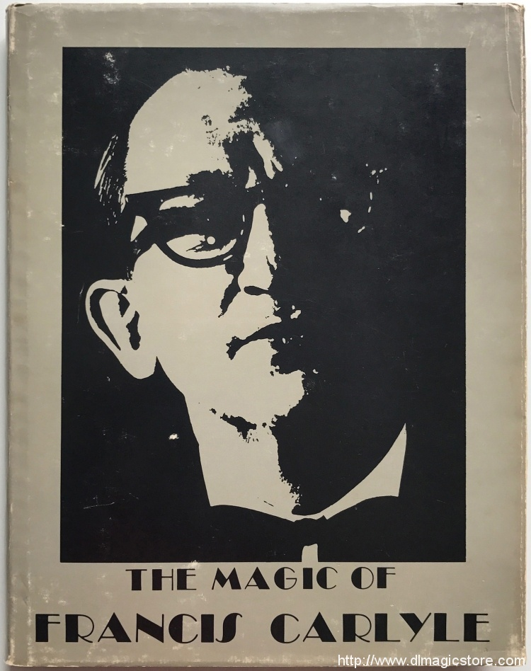 The Magic of Francis Carlyle written by Roger Pierre