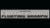 The Marvelous Floating Sharpie by Matthew Wright (Gimmick Not Included)