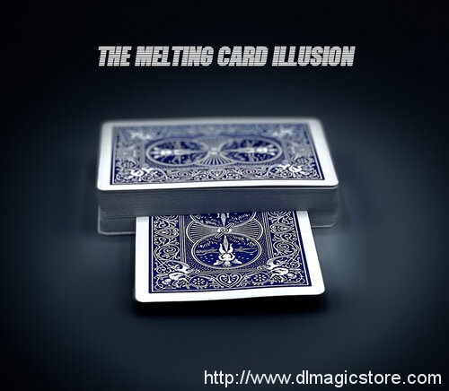 The Melting Card Illusion by Calen Morelli