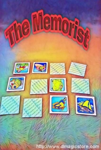 The Memorist by Alex