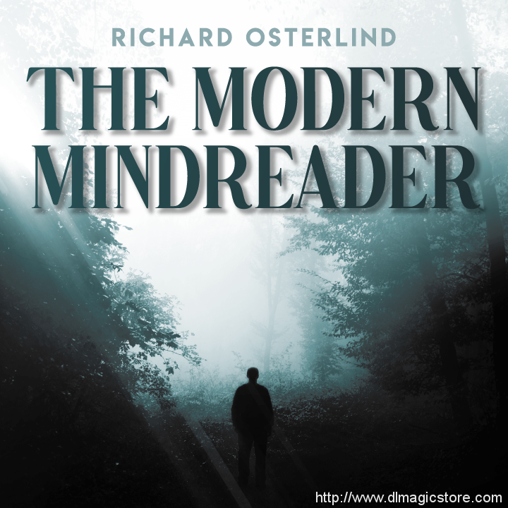The Modern Mindreader by Hewitt presented by Richard Osterlind (Instant Download)
