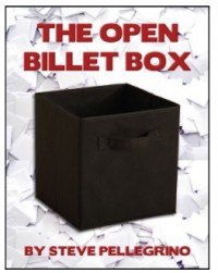 The Open Billet Box by Steve Pellegrino