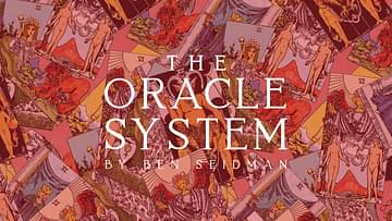 The Oracle System by Ben Seidman (Gimmick Not Included)