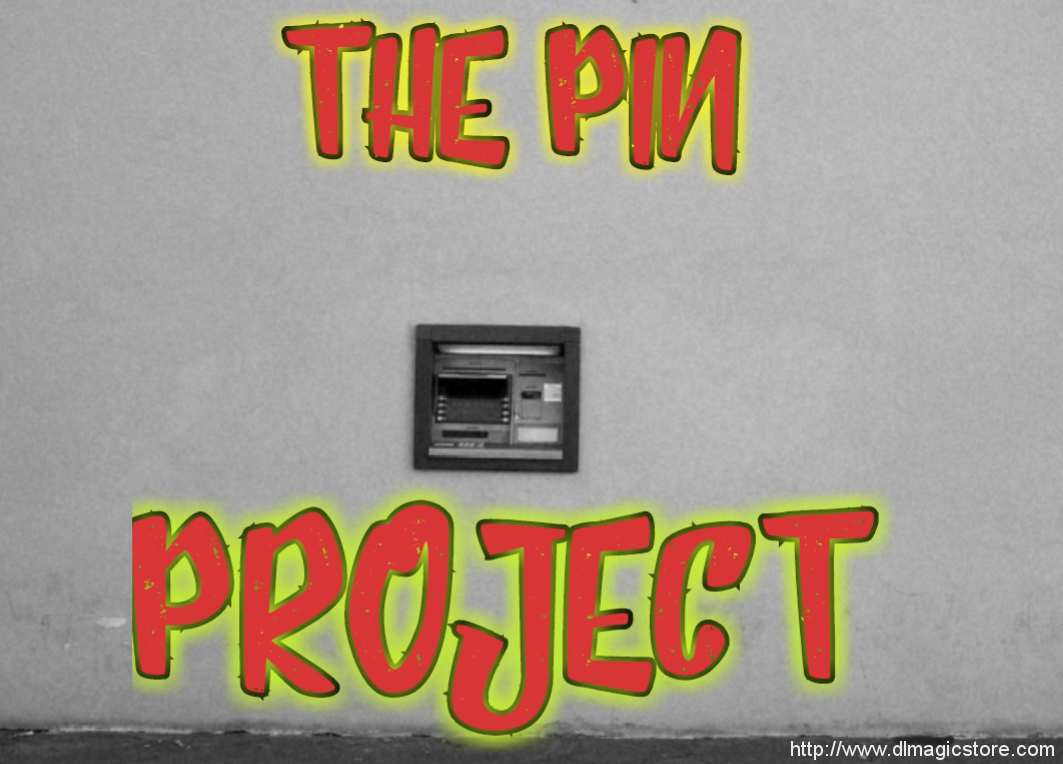 The Pin Project By Luke Turner Instant Download