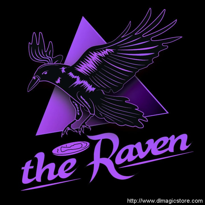 The Raven by Nick Locapo (Instructions Only)