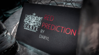 The Red Prediction by Daryl (Gimmick Not Included)