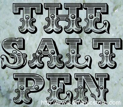 The Salt Pen by Bill Montana