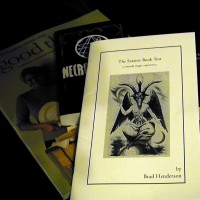 The Satanic Book Test by Brad Henderson