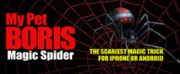 The Scariest App Magic Spider for Android
