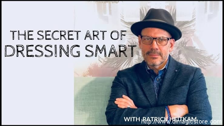 The Secret Art of Dressing Smart – Patrick Heitkam Living Room Lecture