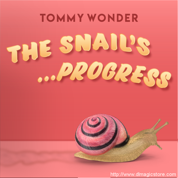 The Snail's Progress presented by Dan Harlan (Instant Download)