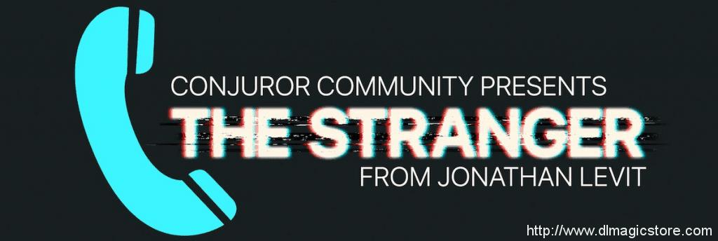The Stranger by Jonathan Levit