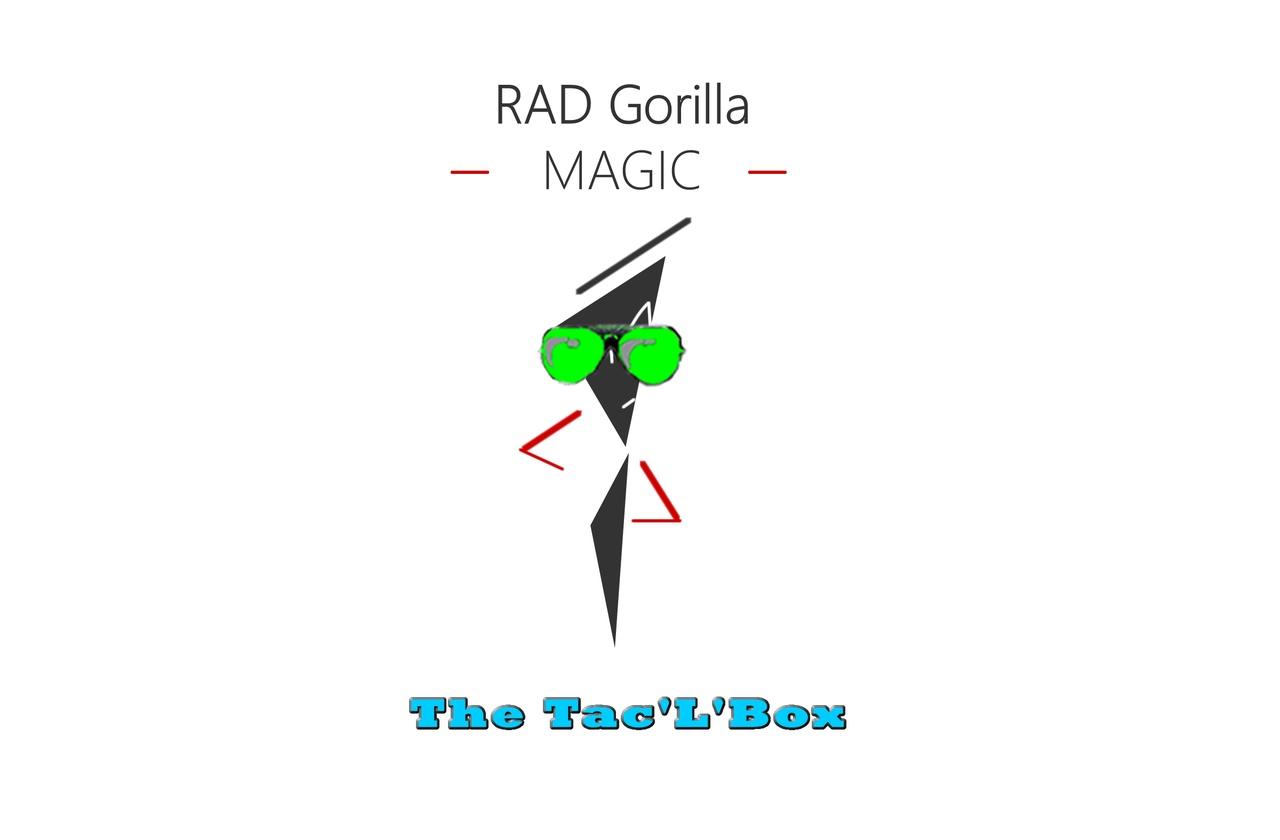 The Tac'L'Box By Craig Stegall (RAD Gorilla Magic) (Instant Download)