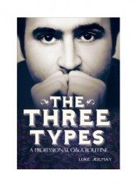 The Three Types ebook By Luke Jermay