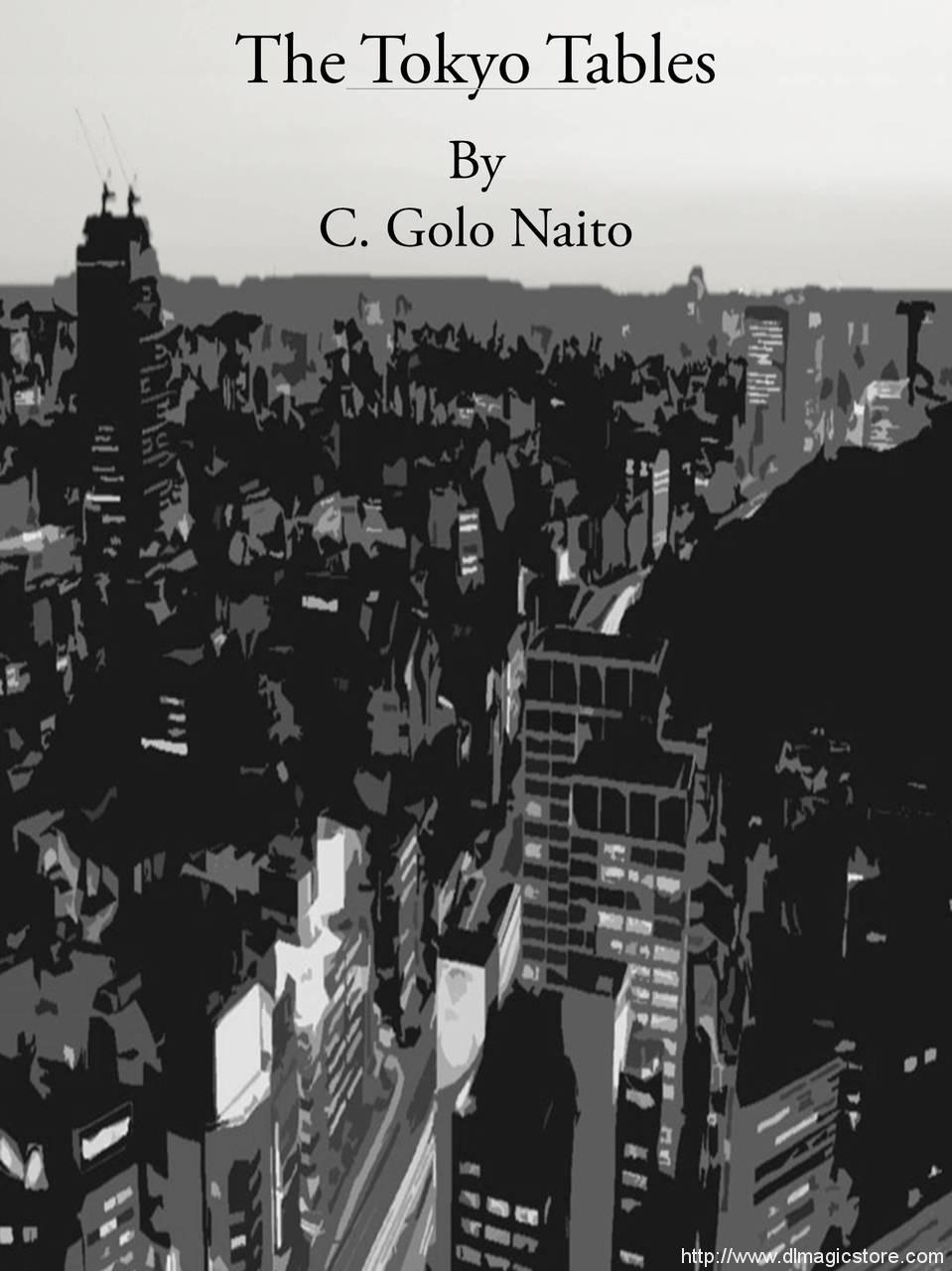 The Tokyo Tables by C.Golo Naito