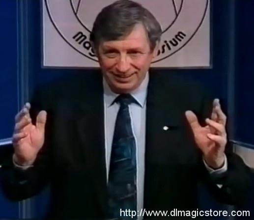 The Trevor Lewis Close-Up Magic Symposium Lecture 1993