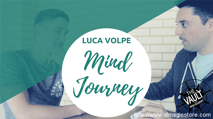 The Vault – Mind Journey by Luca Volpe
