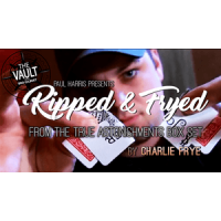The Vault – Ripped and Fryed by Charlie Frye (From the True Astonishments Box Set) video (Download)