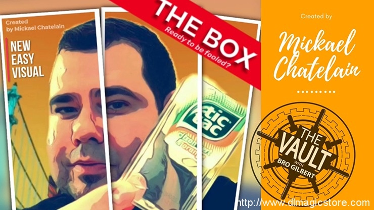 The Vault – THE BOX by Mickael Chatelain video (Download)