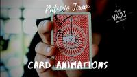 The Vault – Card Animations by Patricio Teran