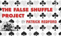 The Vault – False Shuffle Project by Patrick Redford