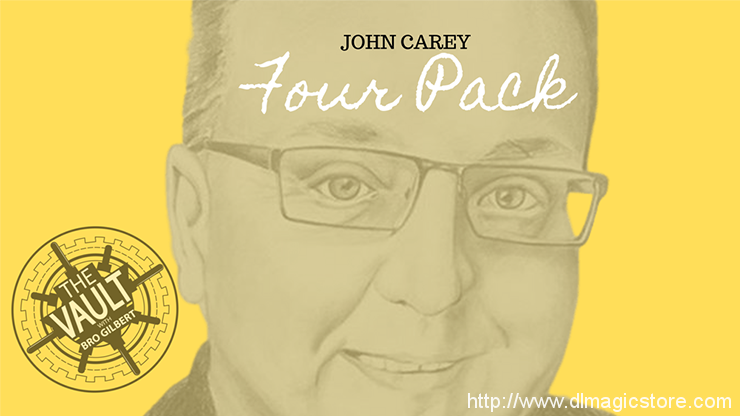 The Vault – Four Pack by John Carey video DOWNLOAD