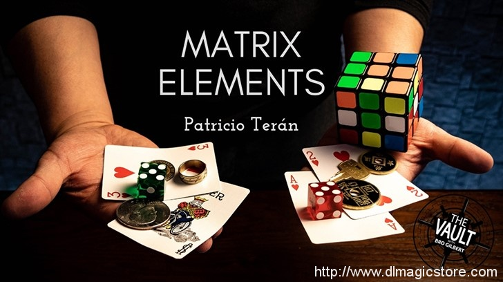 The Vault – Matrix Elements by Patricio Terán