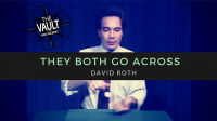 The Vault – They Both Go Across by David Roth