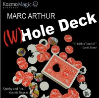 The (W)Hole Deck by Marc Arthur and Kozmomagic