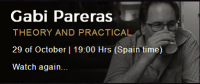 Theory And Practical by Gabi Pareras Gkaps Live