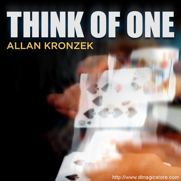 Think of One by Allan Kronzek