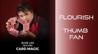 Thumb Fan Flourish by Shin Lim (Single Trick)