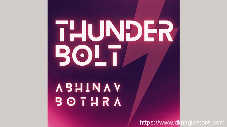 Thunderbolt by Abhinav Bothra
