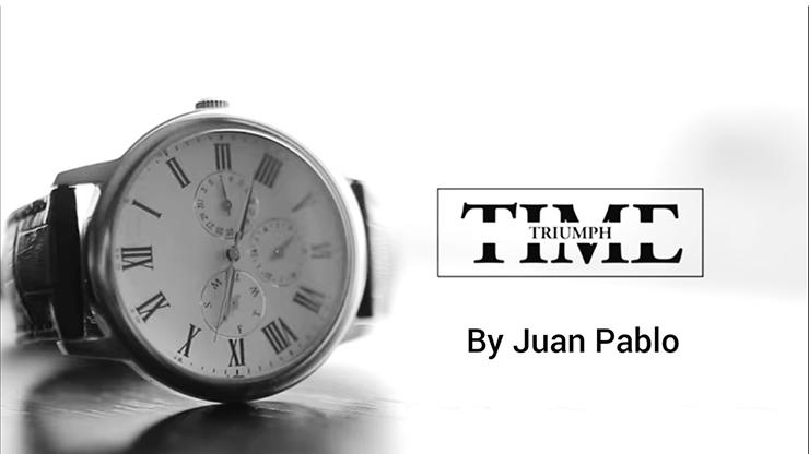 Time Triumph by Juan Pablo