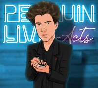 Timothy Krass LIVE ACT (Penguin LIVE)