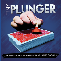 Tiny Plunger by Mathieu Bich, Jon Armstrong and Garrett Thomas
