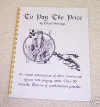 To Pay The Price by Mark Strivings