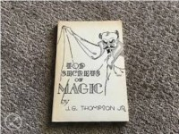 Top Secrets Magic By J.G. Thompson