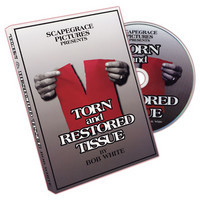 Torn and Restored Tissue by Bob White (Instant Download)