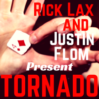 Tornado by Justin Flom and Rick Lax (Card Not Included)